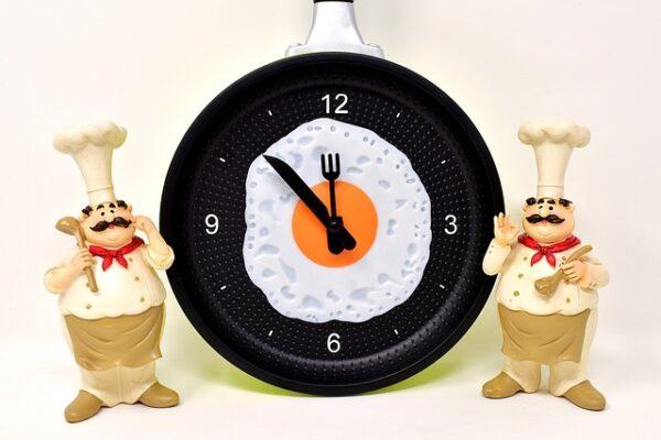 食事の時間帯