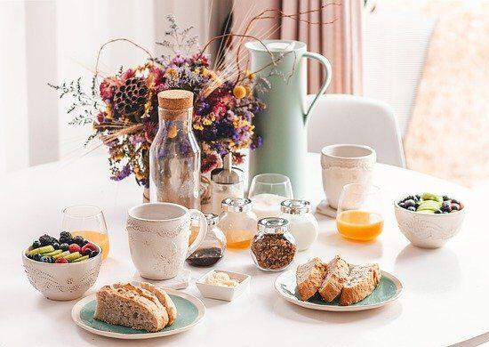 朝食イタリア