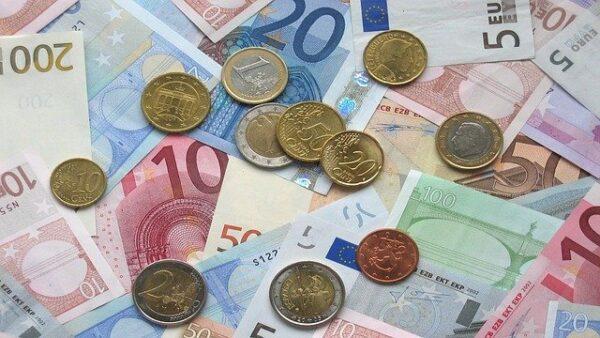 ユーロ 硬貨と紙幣