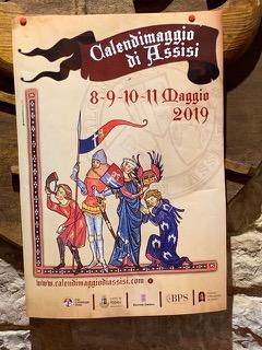 カレンディマッジョのポスター