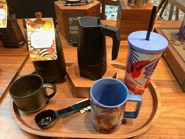 アレッシィとコラボのコーヒーメーカー