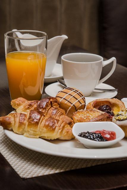 イタリア式朝ごはん