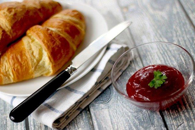 イタリア定番の朝食