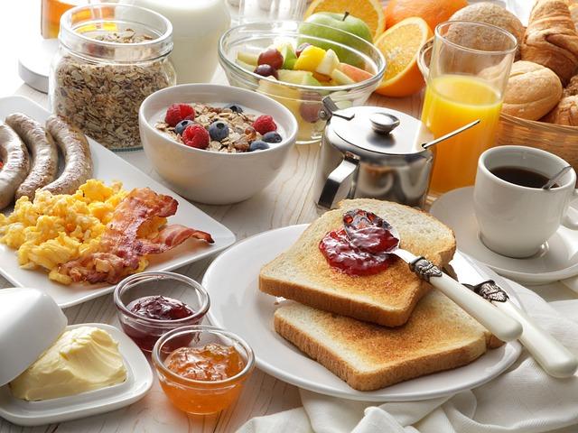 どんな朝食が理想?
