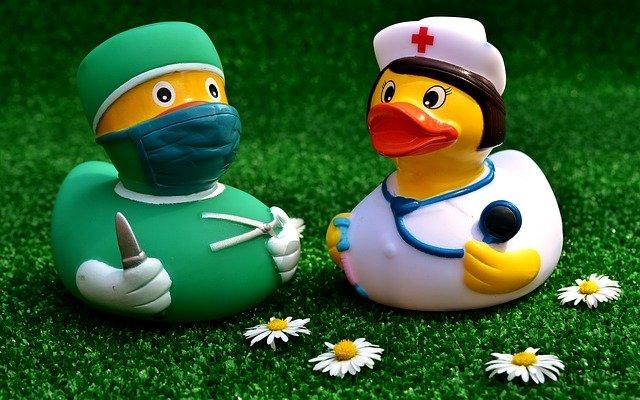 病気や怪我の対処法