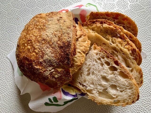 ロンゴーニのパン